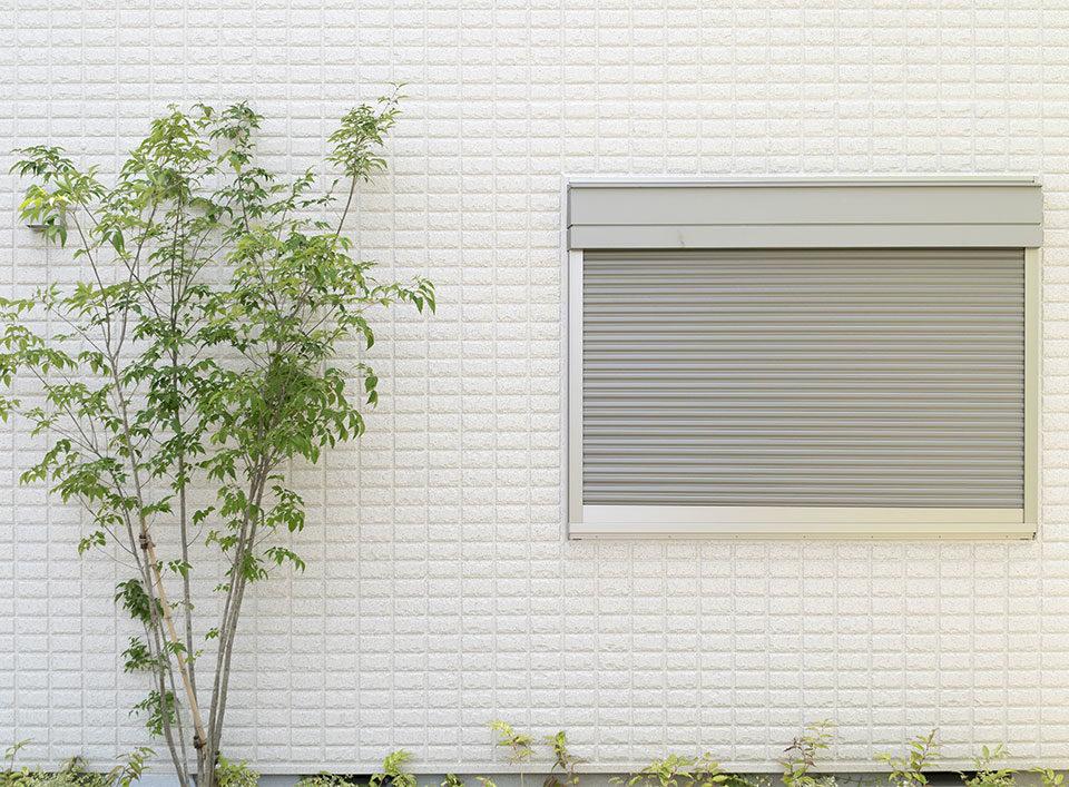 写真:外壁
